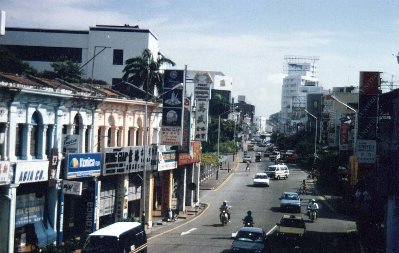 Pourquoi visiter la ville de Georgetown en Malaisie ?