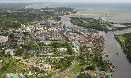 Pourquoi visiter la ville de Miri dans le nord de Sarawak