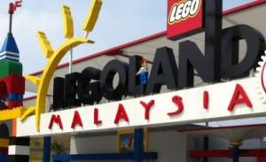 Legoland Asia malaisie