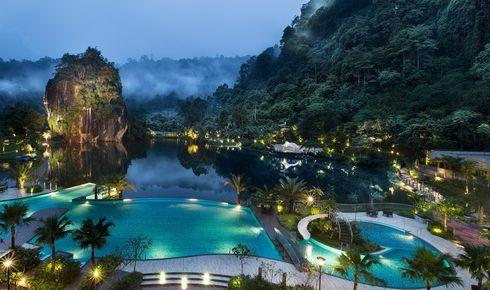 Hotel Malaisie Luxe