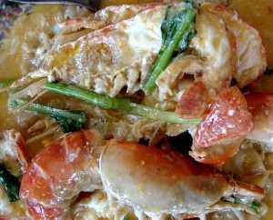 Sang  Har nouilles cuisine malaisie