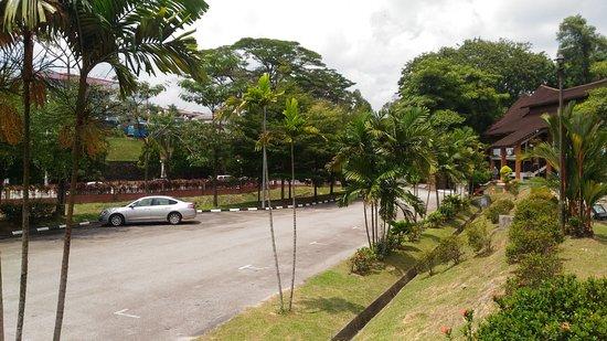 Seremban sur la côte ouest de la Malaisie péninsulaire
